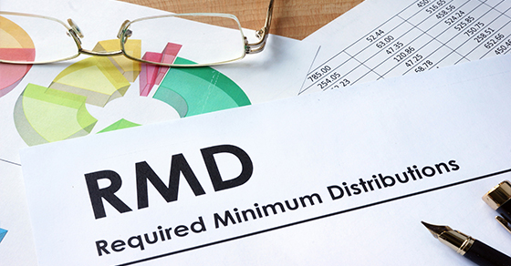 Don't forget to take required minimum distributions this year.